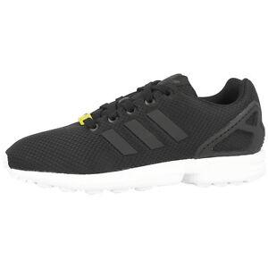 sale retailer 73c26 13b06 Das Bild wird geladen Adidas-ZX-Flux-K-Schuhe-Originals-Sneaker-M21294-