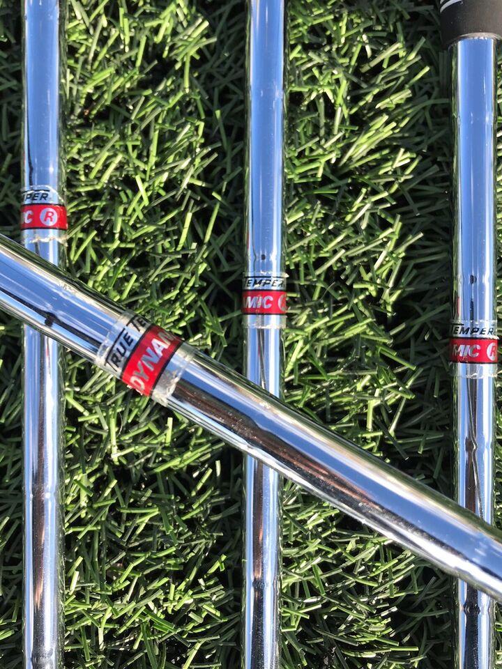 Stål golfjern, Titleist Tour Model 5-P jernsæt, R-flex