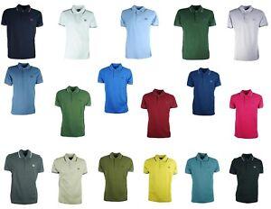 BE BOARD Polo Uomo Manica Corta 100/% Cotone Colori Assortiti