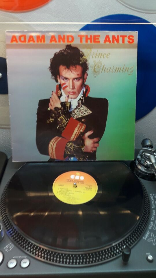 LP, Adam and the ants