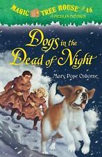 Dogs in the Dead of Night #46 Mary Pope Osborne Magic Tree House NEW Hardcover