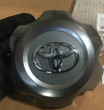 Toyota 4runner Wheel Center Cap 2005 2009 Oem Genuine Factory Toyota Part Silver Fits Toyota