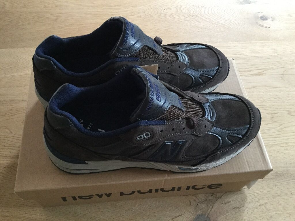 NEW BALANCE M991 BNP (DARK BROWN) MADE IN IN IN ENGLAND 6f7b1b