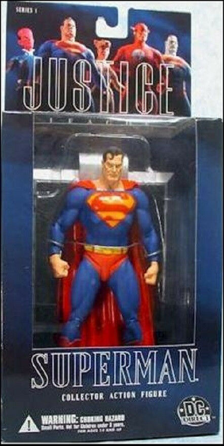 Dc direct_justice liga sammlung serie 1_superman 6