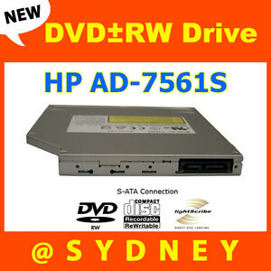 OPTIARC DVD RW AD-7561S ATA DRIVERS PC