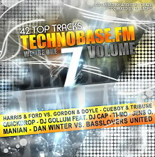 CD TechnoBase.FM 7 by Various Artists 2CDs