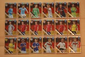 Panini-Adrenalyn-XL-FIFA-365-2019-German-Star-Karten-Cards-aussuchen-choose