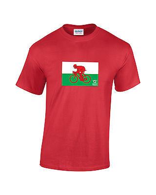G Chain Geraint Thomas Pro Road Cycling Mens Printed T-Shirt