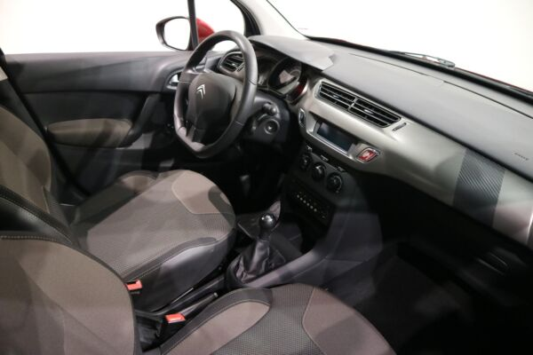 Citroën C3 1,4 HDi 68 Seduction billede 5