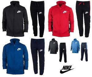 Nike-Boys-Kids-Tracksuit-Jogging-Bottoms-Jacket-Track-Top-Training-Pants-5-14