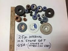 6 Piece Assorted New Cup Dish Grinding Wheel Assorted