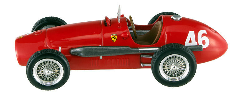 Hot wheels elite 1 43 ferrari 500 f2 Ascari t6275