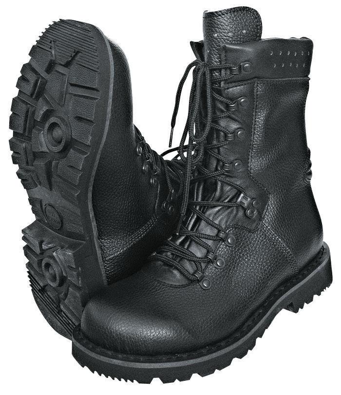 Kampfstiefel Modell 2000   BW Stiefel Schuhe Stiefel Army Security Biker NEU