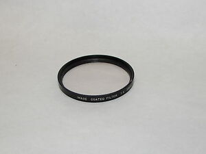 Gebraucht-Bild-Coated-Filter-1a-58mm-Lens-Filter-Made-in-Japan-o32156