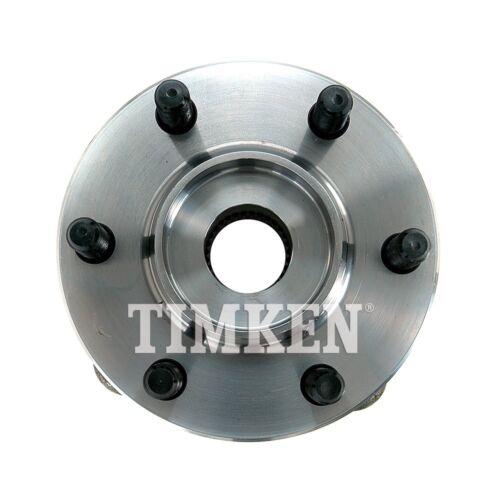 Wheel Bearing and Hub Assembly-RWD Rear,Front Timken 513109