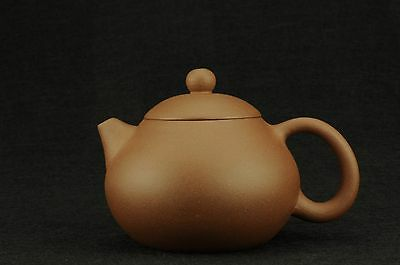 authentic  Chinese Yixing zisha wendan teapot zini 220 cc