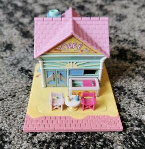 Polly Pocket Beach Cafe House Compact (Bluebird, 1993)