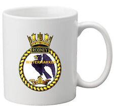 HMS RODNEY COFFEE MUG