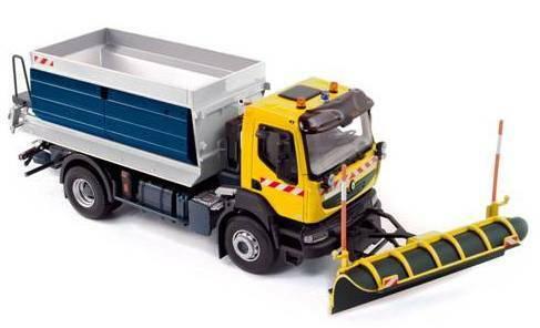 Renault Kerax Snow-pFaible 2008  1 43 NOREV 518842  site officiel