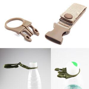 1Pc Militaire Tactique Boucle Mousqueton Nylon Crochet Porte-clés ... 6281b1805b6