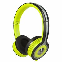 Monster iSport Freedom On-Ear Wireless Bluetooth Headphones (Green)