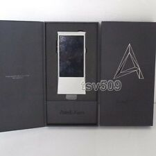 Genuine Iriver Astell & Kern AK Jr 64GB Hi-Res Portable Wi-Fi MP3 Player Silver