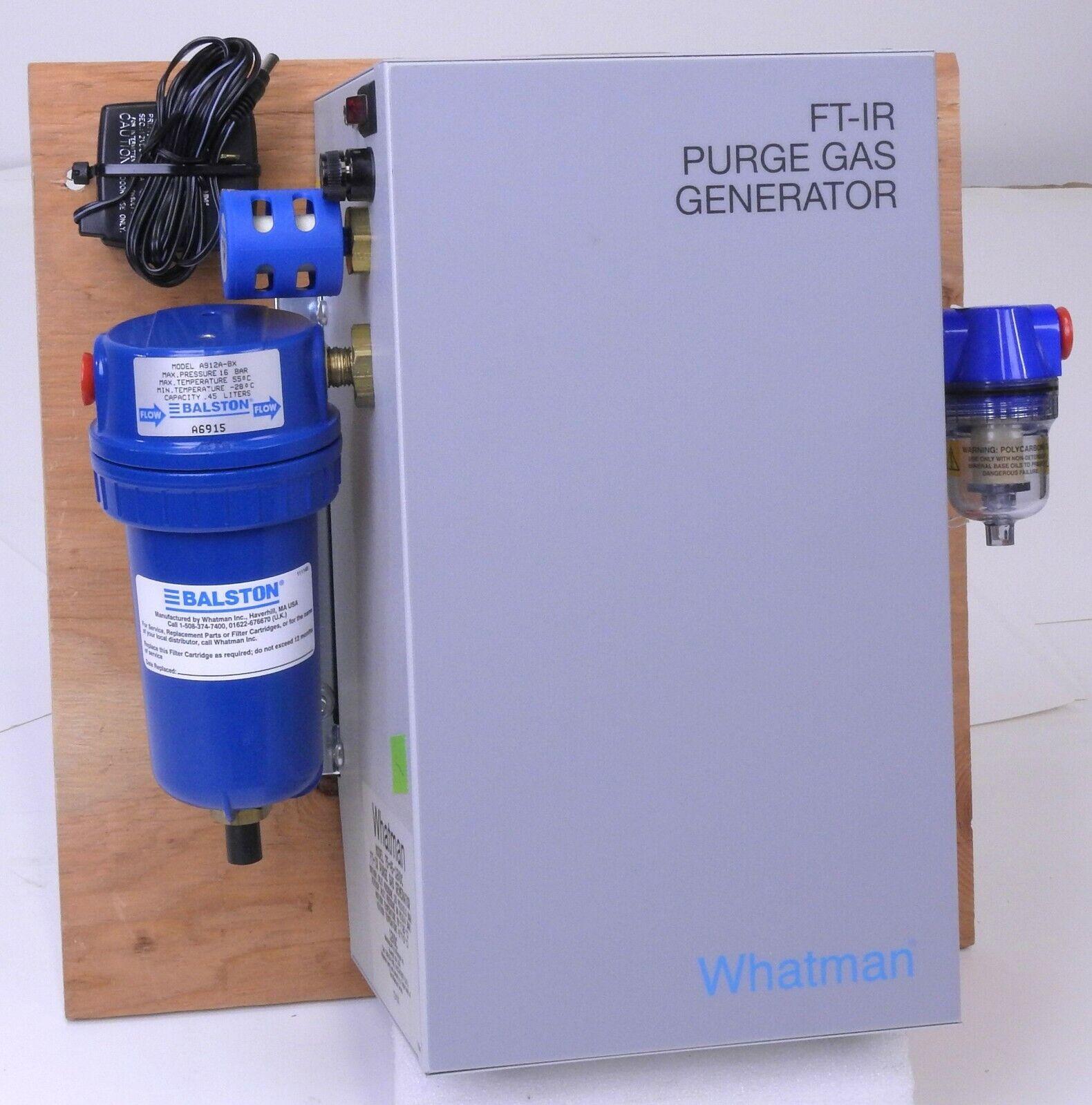 Whatman (Parker Balston) 75-45 -12VDC FT-IR