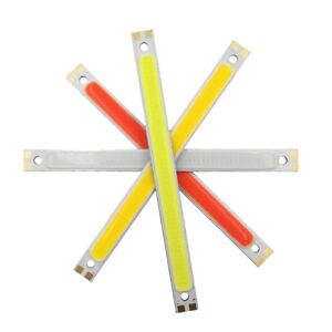 120x10mm-12V-10W-LED-COB-Streifen-Lampe-Chip-LED-Panel-Licht-4-Farben-Nn