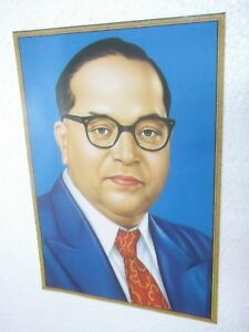 BABASAHEB-AMBEDKAR-B-R-Poster-unique-nice-INDIA-famous-personality-16-034-11-034