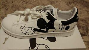 Dettagli su Adidas Stan Smith Mickey Mouse year of the rat limited edition walt Disney shoes