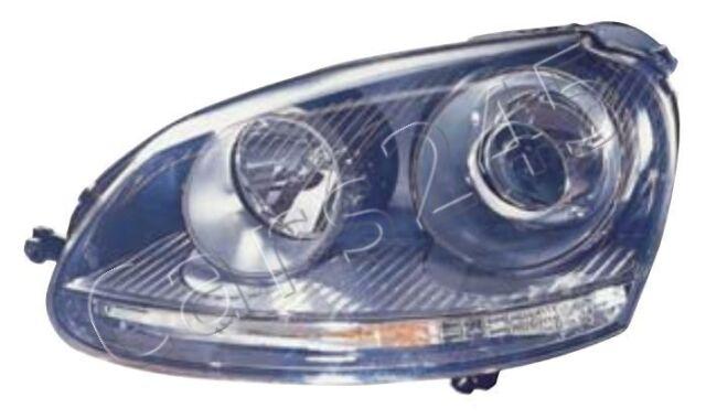 VW Golf MK5 GTI Jetta 03-10 Electric Headlight Front Lamp Passenger Side RIGHT