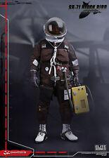"DAM TOYS SR-71 ""Black Bird"" Flight Test Engineer 1:6 Figure Boxed Set In Stock"