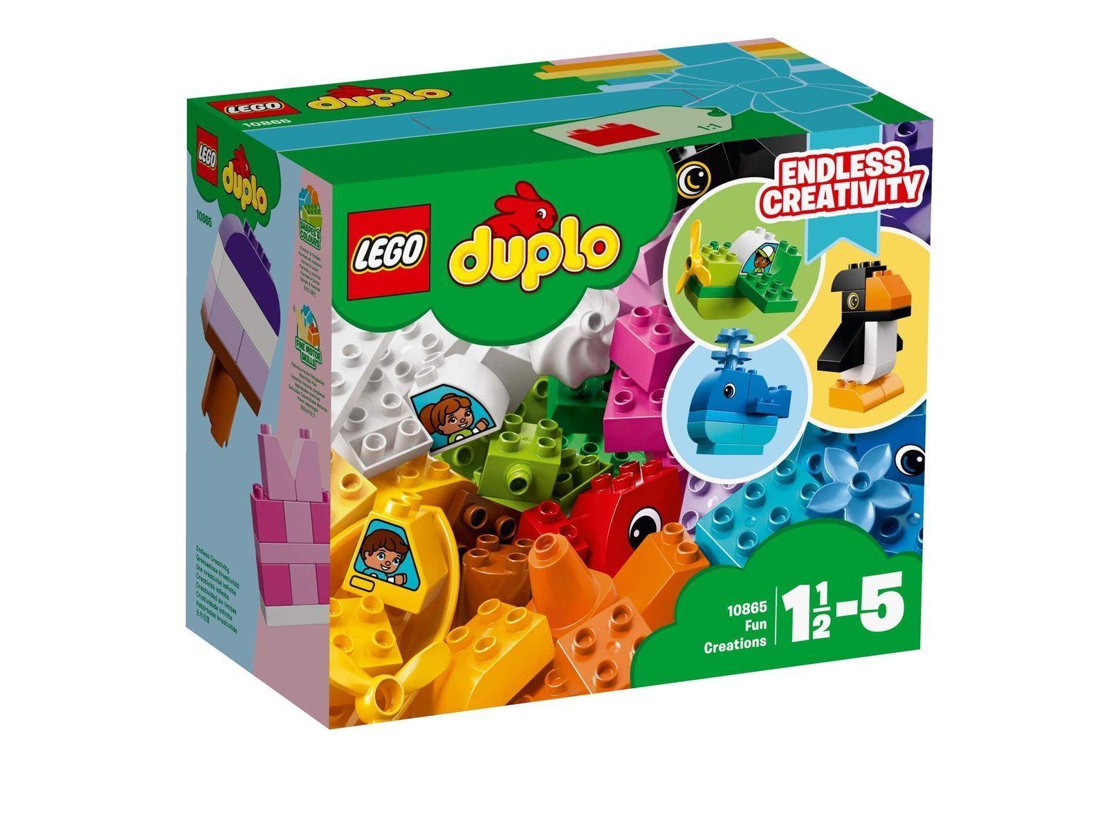 LEGO Duplo Witzige Modelle 10865, 10865, Modelle NEU a0017e