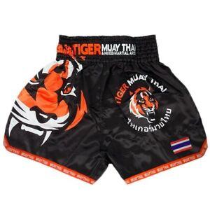 MMA-Tiger-Muay-Thai-Boxing-Sanda-training-Martial-Arts-Shorts-Cage-Fighting-Men