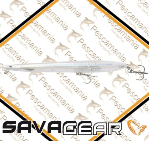 "Savage Gear /""SANDEEL SURF WALKER/"" 18,0cm 37gr affondante"