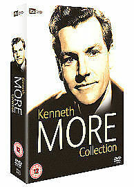 1 of 1 - Kenneth More Collection DVD BRAND NEW N S