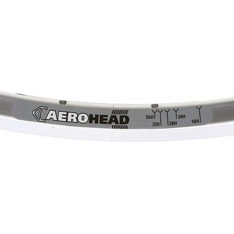 Velocity USA Aeroheat MSW Plateado 20X1.5  406 32H