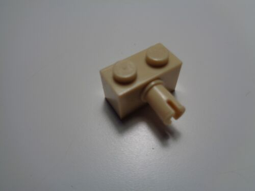 2458 LEGO Briques Piton Latéral Brick 1x2 Pin /& Axle hole choose color
