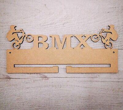 Bmx Medal Hanger Holder Rack Mdf, Craft Aangenaam Voor Het Gehemelte