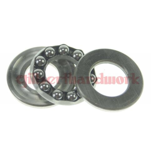 30 x 47 x 11mm 51106 Axial Ball Thrust Bearing 3-Parts 30*47*11 1