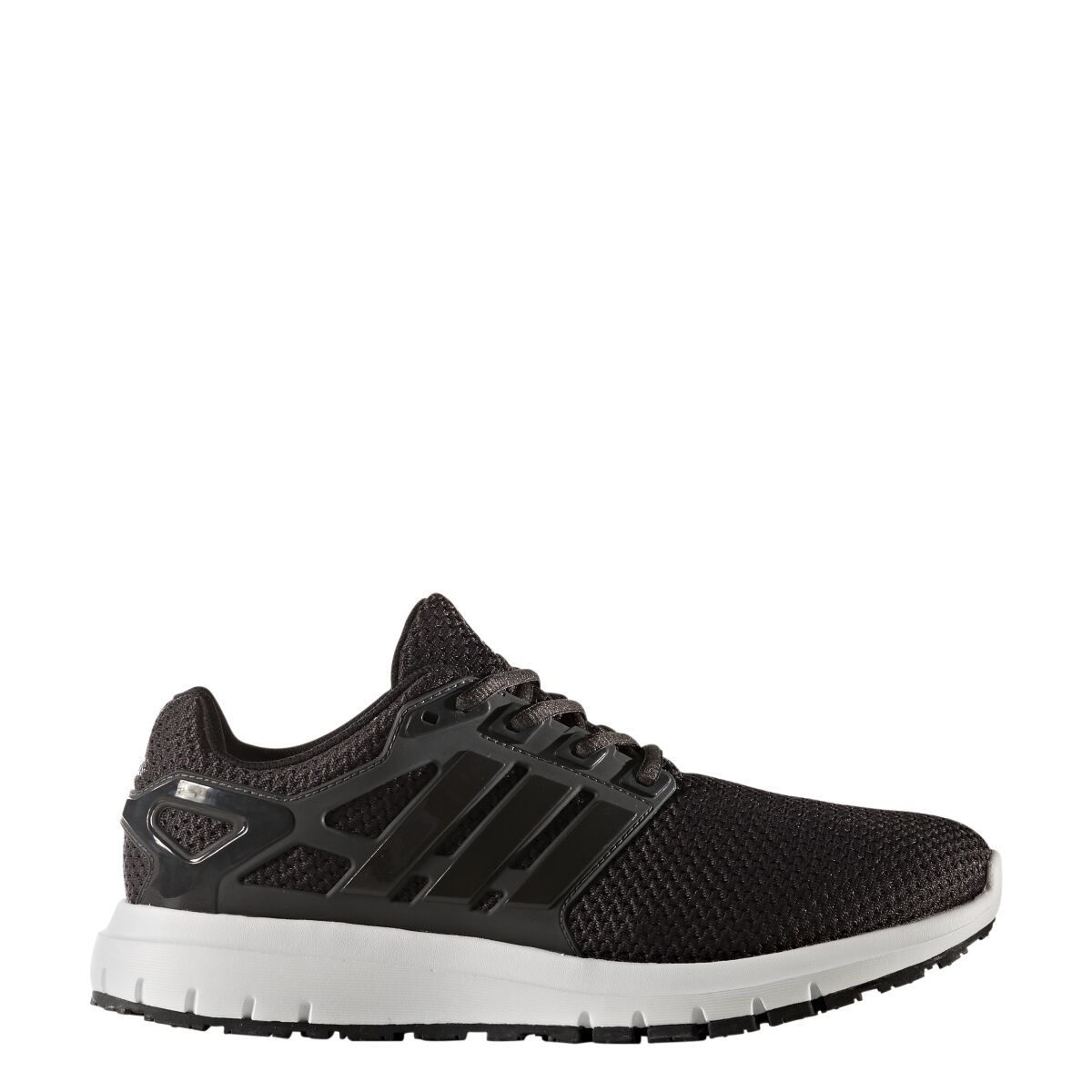 Adidas Energy Cloud Wide Width Black Running Shoes Mens BY9058 Sizes 8-12 Wide