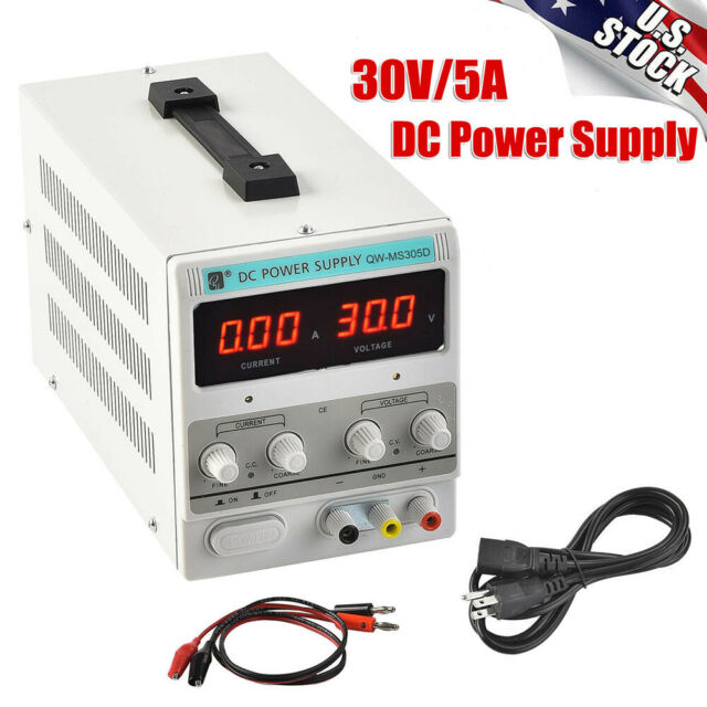 New 0-30V//60V Variable Digital Regulated DC Switching Power Supply Adjustable