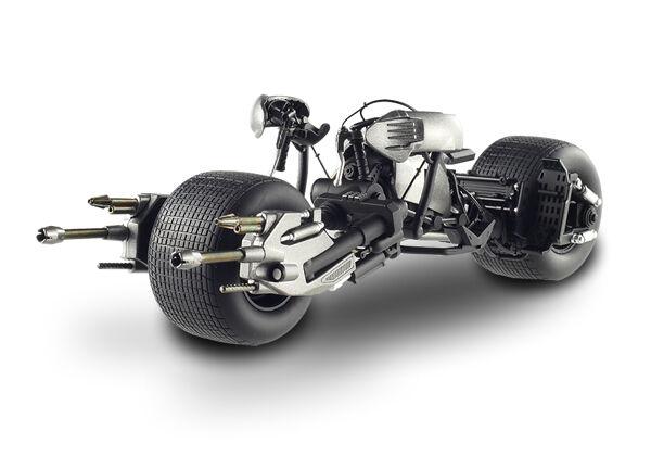 Entrega directa y rápida de fábrica Batman batpod The Dark Knight Trilogy elite Edition Edition Edition 1 43 Model x5496 Hot Wheels  disfruta ahorrando 30-50% de descuento
