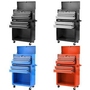 Chariot-a-outils-PRO-armoire-en-acier-4-roues-10-tiroirs-Greencut