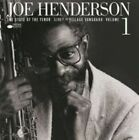 The State of the Tenor: Live at the Village Vanguard, Vol. 1 by Joe Henderson (Vinyl, Apr-2015, Blue Note (Label))