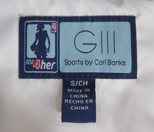 4her iii G di New Sports Banks S York Womens Nba Sz Vest Carl Knicks g0fqBCx