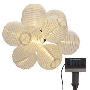 LED-Solar-Lampionkette-10-er-Lampion-weiss-Garten-Party-Lichterkette-4-5-m-IP44