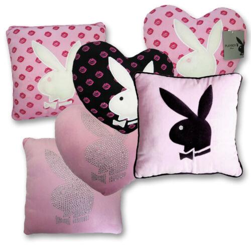 Playboy bataille de polochons-Encore une fois réduit bunny rose lapin paillettes CONFORTABLE NEUF