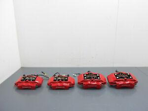 2011-Porsche-911-997-Carrera-4-S-Brembo-Brake-Caliper-Set-0421