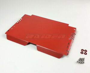 Details about Stainless Steel Body Armor Roof Panel fits Traxxas 1/7 UDR  Desert Racer - RED